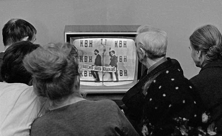 """Революция в российском телевидении. Программа """"Взгляд"""""""