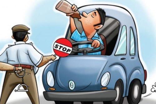 Дорожный конфискат: выпил – сиди дома!