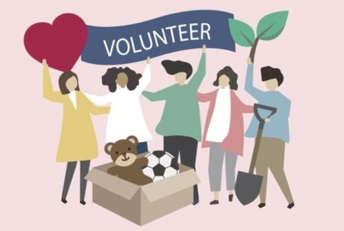 Волонтерство – как смысл жизни