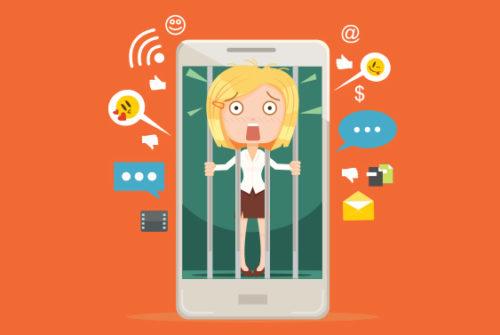 Телефонная зависимость, и как от нее избавиться