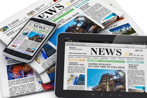 СМИ, которые сбежали в Интернет