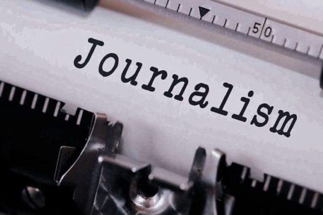 Почему журналисты боятся браться за работу?