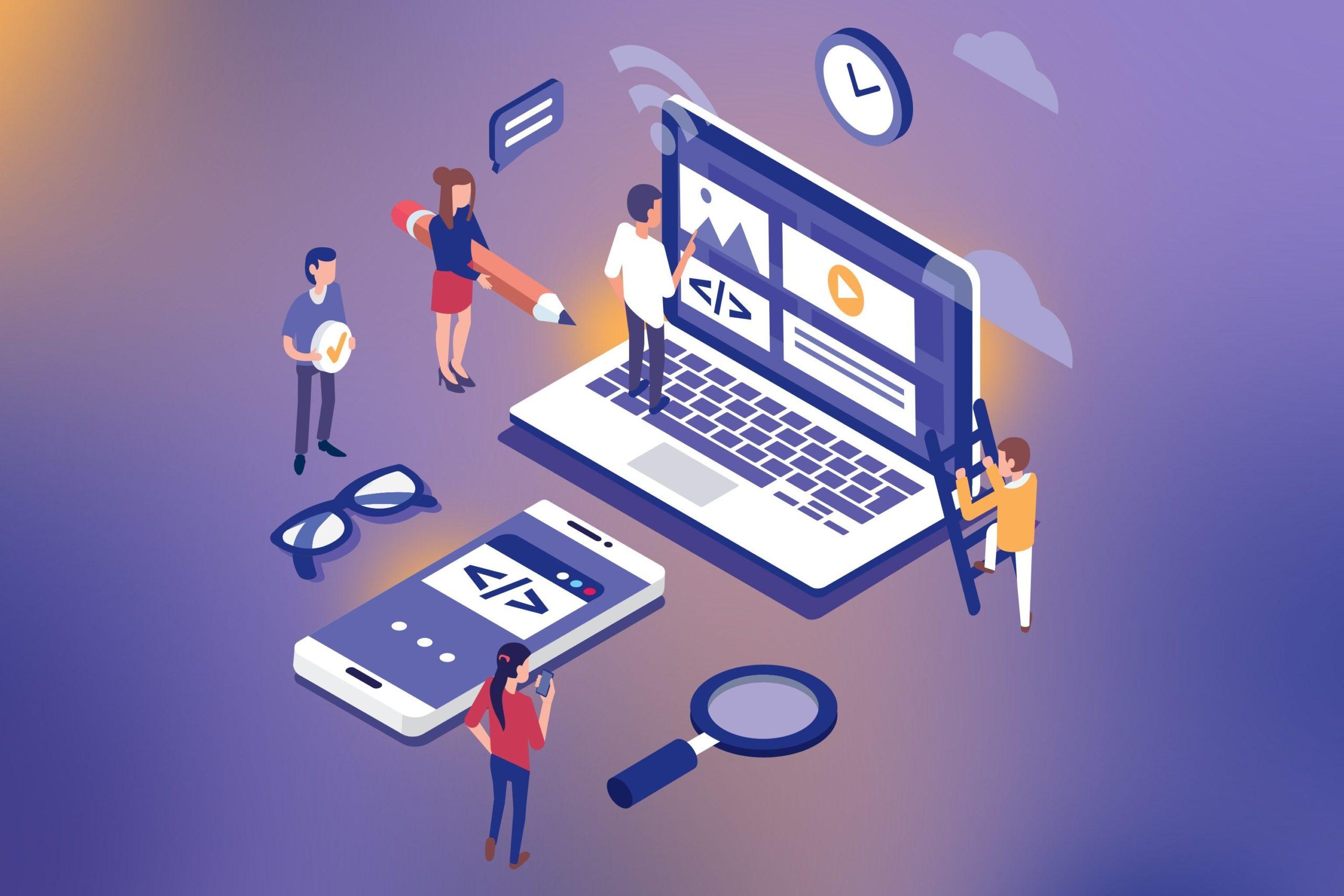 Веб-разработка — чем сегодня зарабатывает молодежь?
