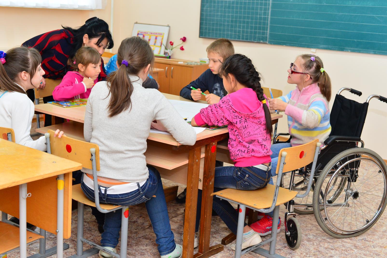 Инклюзивное образование в России: хорошая идея в плохом исполнении