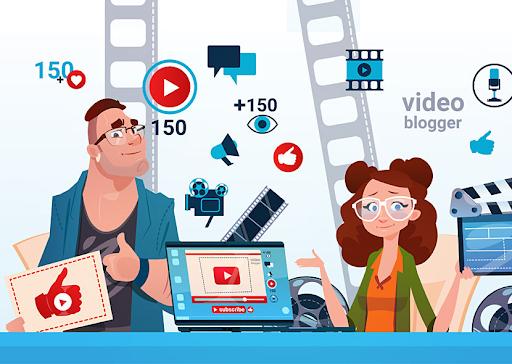 Блогеры : «хайп» или реальная жизнь?